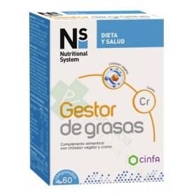 Ns Gestor De Grasas 60 Comprimidos