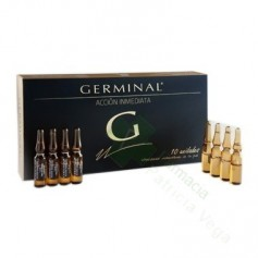 GERMINAL ACCION INMEDIATA 1,5 ML 10 AMP