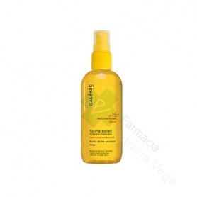 Galenic Soins Soleil Protec Media Spf 15 Aceite